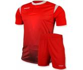 Футбольная форма Europaw FB-011 красная