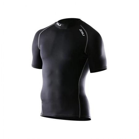 Мужская компрессионная элитная футболка 2XU с коротким рукавом MA1929a