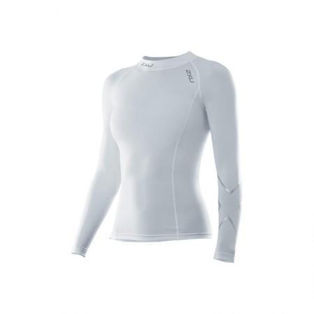 Женская компрессионная 2XU футболка с длинным рукавом WA1985a