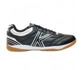 Футзалки Kelme Furia indoor Black White 55413