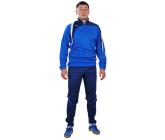 Костюм тренировочный с зауженными штанами сине - темно синий FB-119519Vt EUROPAW