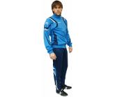 Костюм тренировочный с зауженными штанами SEL 2014 голубо - темно синий FB-1113505g EUROPAW