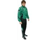 Костюм тренировочный с зауженными штанами FB-1113505k SEL 2014 красно - черный EUROPAW
