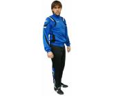 Костюм тренировочный с зауженными штанами FB-1113505s SEL 2014 сине - черный EUROPAW