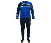 Костюм тренировочный с зауженными штанами FB-1113502ts TR 2014 сине - темно синий EUROPAW