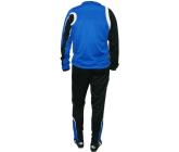 Костюм тренировочный с зауженными штанами FB-1113502s TR 2014 сине- черный EUROPAW