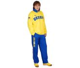 Костюм Europaw Украина полиестер мужской желтый FB-model:3478RGzh EUROPAW