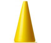 Конус футбольный жесткий большой желтый EUROPAW FB-model:854zh