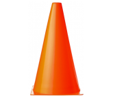 Конус футбольный жесткий большой оранжевый EUROPAW FB-model:854k