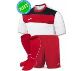 Футбольная форма Joma CREW(футболка+шорты+гетры)100224.206-1