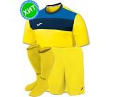 Футбольная форма Joma CREW(футболка+шорты+гетры)100224.900