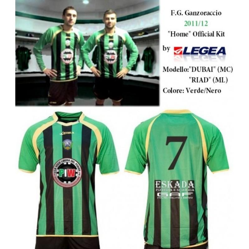 Футбольная форма Legea DUBAI (футболка+шорты+гетры)