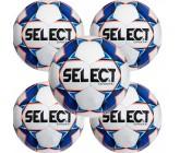 Футбольные мячи оптом Select DIAMOND 5 шт, размеры: 3,4,5 на выбор