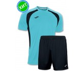 Комплект футбольной формы Joma CHAMPION III футболка и шорты 100014.011