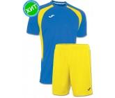 Комплект футбольной формы Joma CHAMPION III футболка и шорты 100014.709