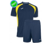 Комплект футбольной формы Joma CHAMPION III футболка и шорты 100014.309