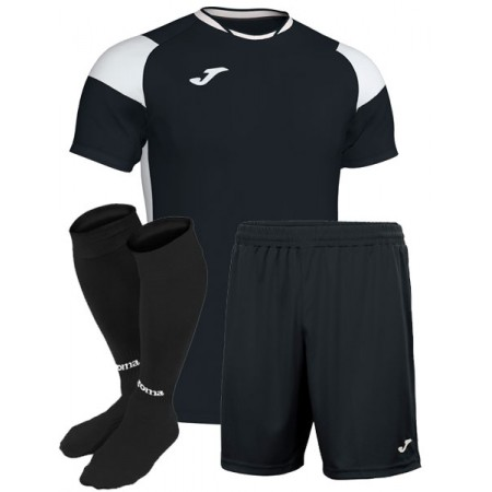 Футбольная форма Joma CREW III 101269.102(футболка+шорты+гетры)