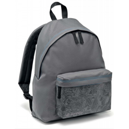 Рюкзак Lotto BACKPACK RECORD LEAF (S4367) ASPHALT/BLACK