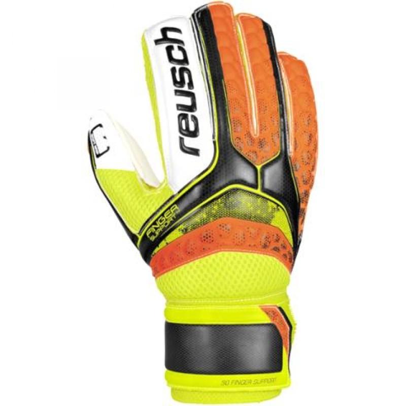 Вратарские перчатки Reusch Pulse SG Finger Support
