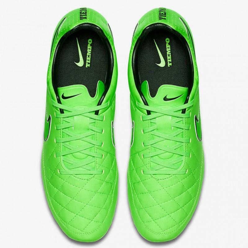 Продано! Бутсы Nike Tiempo Legacy FG зеленый
