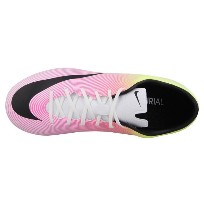 Продано! Бутсы Nike Mercurial Veloce II FG розовые