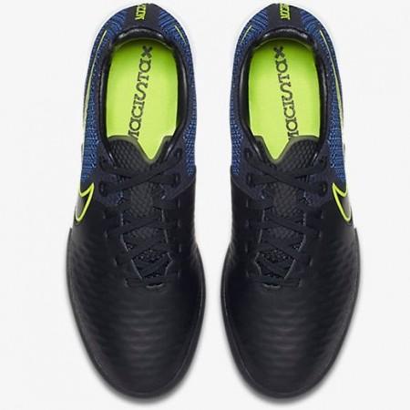 Сороконожки Nike MagistaX Finale TF черные