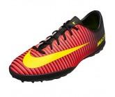 Сороконожки детские Nike Jr Mercurial Vapor XI TF черно-красные