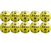 Футбольные мячи оптом Zeus PALLONE TUONO 10 шт, размер 5