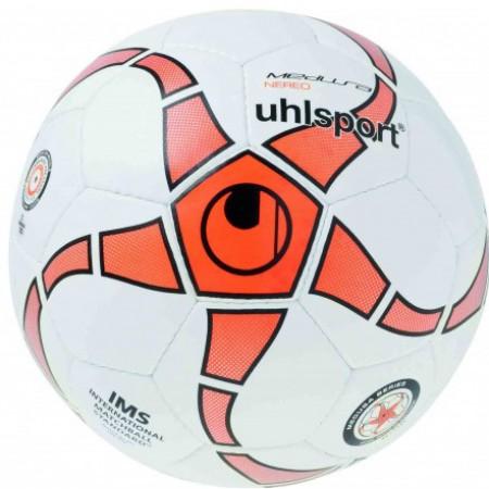 Футзальный мяч Uhlsport Medusa NEREO FT IMS 100152402 бело-оранжевый