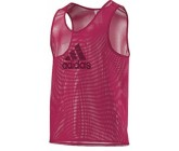 Манишка Adidas TRAINING BIB 14 F82134 бордовая
