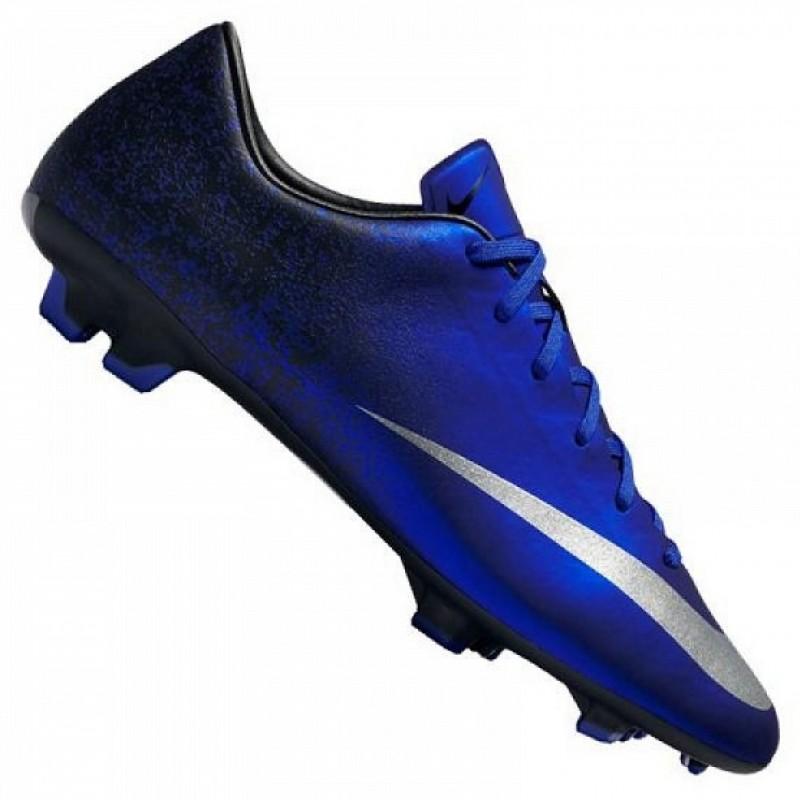 Бутсы Nike Victory CR7 V FG синие