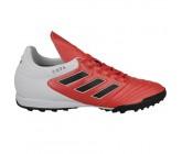 Сороконожки Adidas Copa 17.3 красные