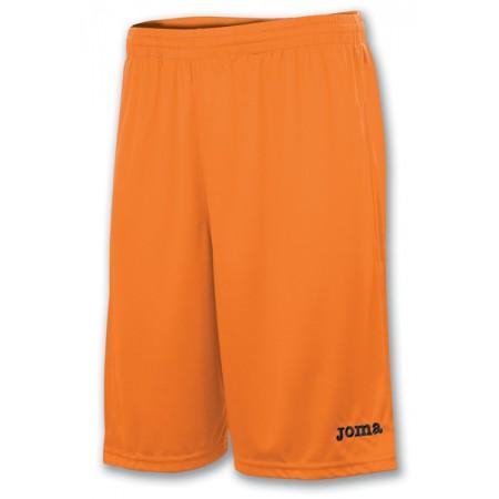 Шорты баскетбольные Joma BASKET 100051.800 оранжевые