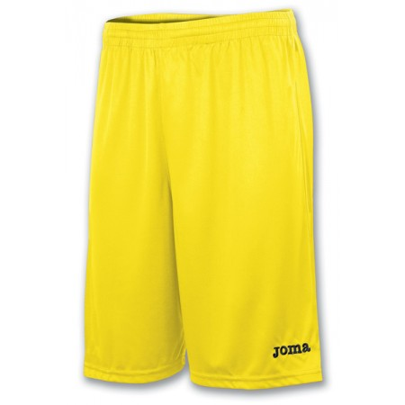 Шорты баскетбольные Joma BASKET 100051.900 желтые