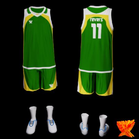 Баскетбольная форма swift 1 REVERS
