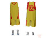 Баскетбольная форма swift 2 REVERS