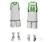 Баскетбольная форма swift 8 JAMPER