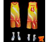 Баскетбольная форма Swift ENERGY