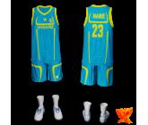 Баскетбольная форма Swift National