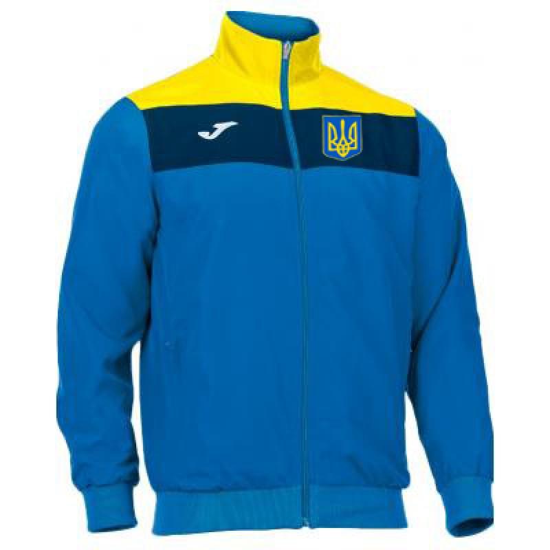 Акция! Спортивный костюм сборной Украины Joma JACKET CREW из микрофибры 100235.709,100248.30