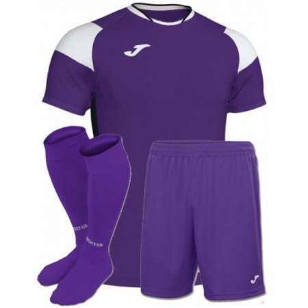 Футбольная форма Joma CREW III 101269.552(футболка+шорты+гетры)