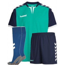Комплект футболка, шорты, гетры Hummel 003-636-6140