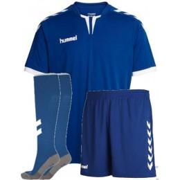 Комплект футболка, шорты, гетры Hummel 003-636-7045