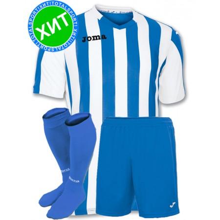 Футбольная форма Joma Copa(футболка+шорты+гетры) 100001.700