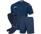 Футбольная форма Joma Fit One(футболка+шорты+гетры) т.синя FIT ONE 1199.98.009