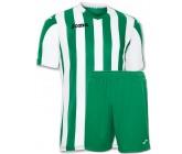 Футбольная форма Joma Copa(футболка+шорты) 100001.450 зелено-белая