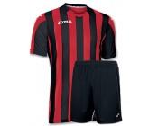Футбольная форма Joma Copa(футболка+шорты) 100001.601 красно-черная-2