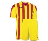 Футбольная форма Joma Copa(футболка+шорты) b100001.609 желто-красная