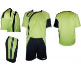 Футбольная форма Titar tiro салатовая