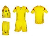 Футбольная форма Titar Ultra желтая